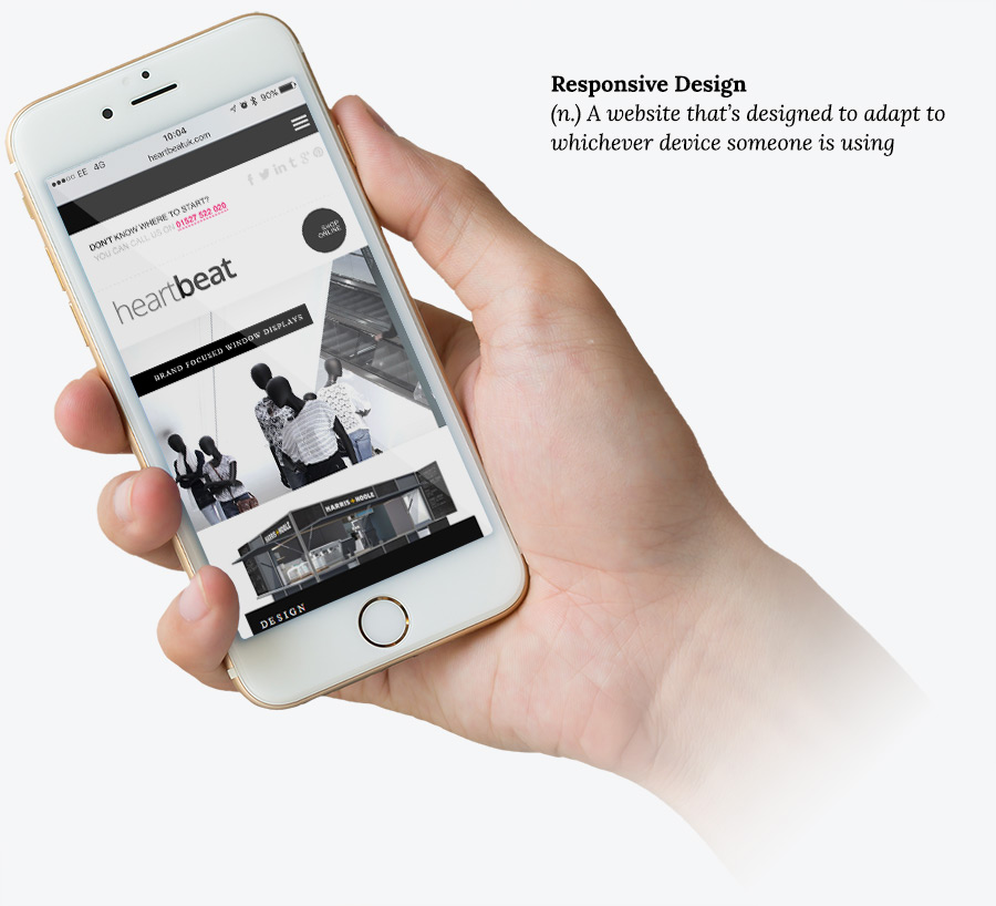HeartbeatUK - Responsive Version