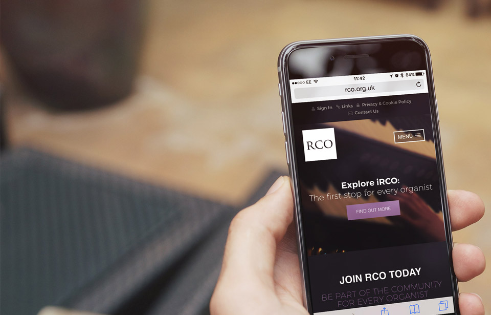 RCO Responsive Website Design